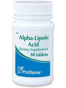 Prothera Alpha-Lipoic Acid 60 tabs