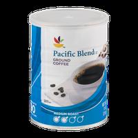 Ahold Pacific Blend Ground Coffee Medium Roast