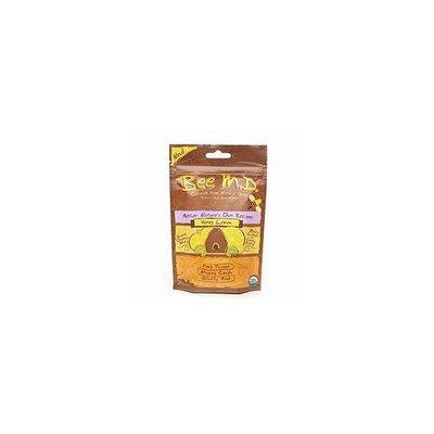 Bee M.d. Organic Honey Throat/Cough Drops ~ Hony Lemon ~ 21 Drops (Pack of 1)