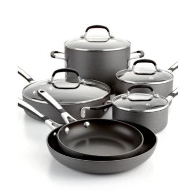 Calphalon Simply Nonstick 10 Piece Cookware Set