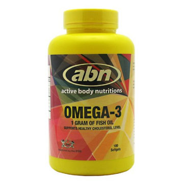 ABN Omega-3 - 100 Capsules