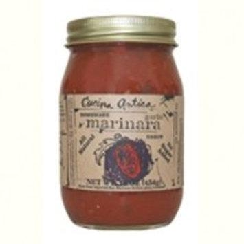 Cucina Antica Garlic Marinara Sauce 16 Oz. -Pack of 12