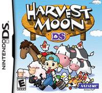 Marvelous Entertainment Harvest Moon DS