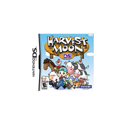 Marvelous Entertainment Harvest Moon DS