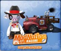 Sony Computer Entertainment ModNation Racers Cowboy Mod and Kart DLC