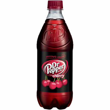 Dr Pepper® Cherry Soda