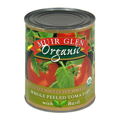 Muir Glen Peeled Tomatoes with Basil