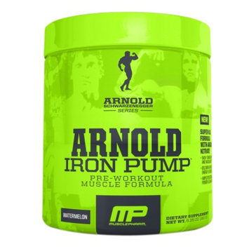 MusclePharm Arnold Schwarzenegger Series Iron Pump Watermelon