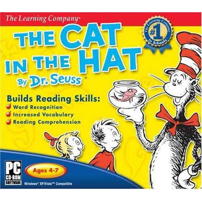 Encore Software 137239 Dr. Seuss in. The Cat in the Hat