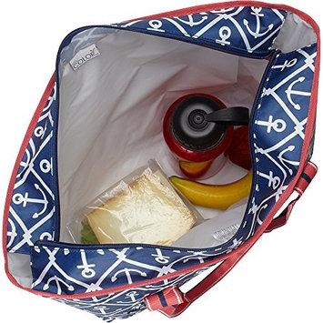 All For Color Sunburst Cooler Tote Bag