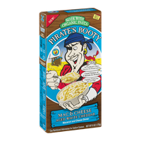 Pirate's Booty Mac & Cheese Aged White Cheddar