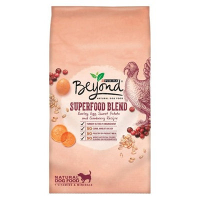 Purina Beyond Superfood Barley, Sweet Potato and Cranberry 14.5 lb