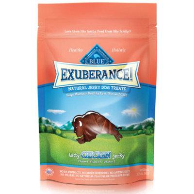 Blue Buffalo BLUETM Exuberance! Natural Jerky Dog Treats