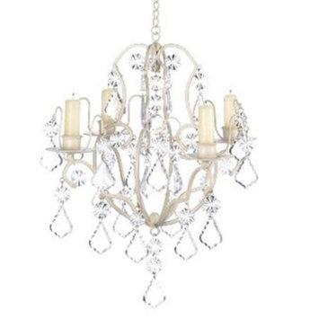 Zingz & Thingz 57070440 Crystalline Candle Chandelier