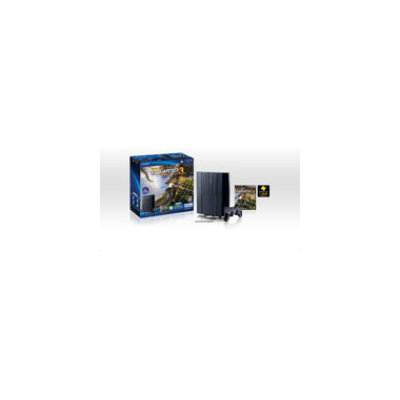 PlayStation 3 250GB Uncharted 3 & 1 Year PlayStation Plus