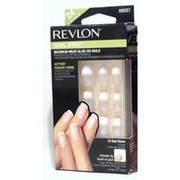 Revlon Nail Stay Maximum Wear Glue-on Nails