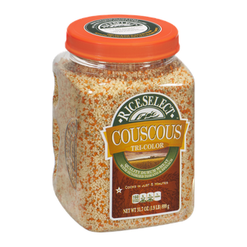 Rice Select Couscous Tri-Color