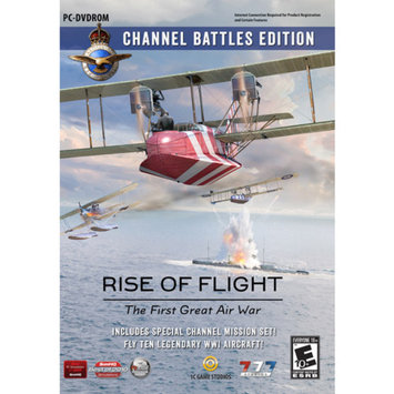 Rise of Flight Battle Channel Edition