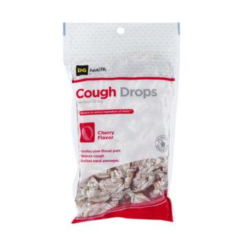 DG Health Cough Drops - Cherry, 40 ct