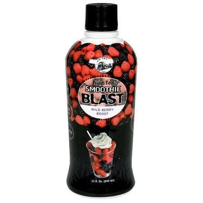 Big Train Wild Berry Smoothie Fruit Tea Blast, 1 QT. (946 ml) Bottle (Pack of 2)