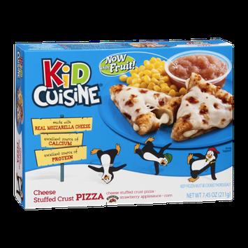 Kid Cuisine Pizza Cheese Stuffed Crust