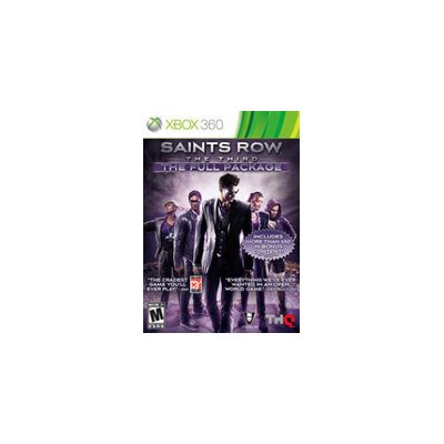 Volition Saints Row The Third: The Full Package
