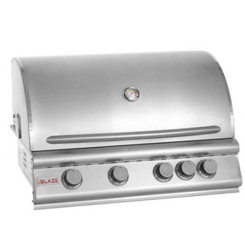 Blaze Grills Blaze Outdoor Products 4-Burner Built-In Propane Gas Grill