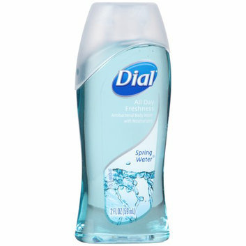 Dial Spring Water Antibacterial Body Wash