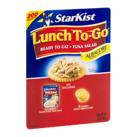 StarKist Lunch To-Go Ready To Eat Tuna Salad