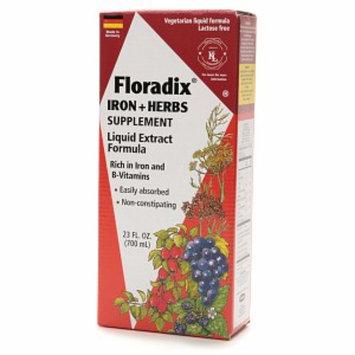 Flora dix Iron + Herbs Supplement
