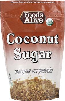 Foods Alive - Coconut Sugar Crystals - 14 oz.