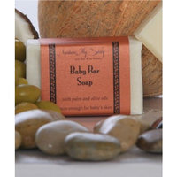 Organic Baby Bar Soap By Nurture My Body - Fragrance Free - 100% ORGANIC and All Natural