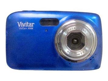 Vivitar Vx022-Pnk 10.1 Megapixel Digital Camera, Pink