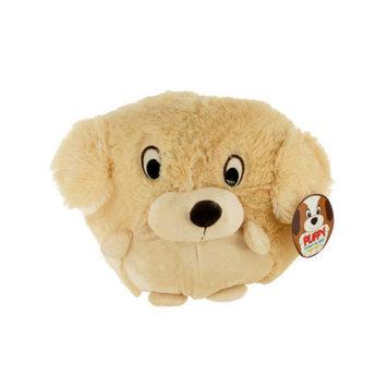 Bulk Buys OD316 Puffy Plush Labrador - 6-Pack