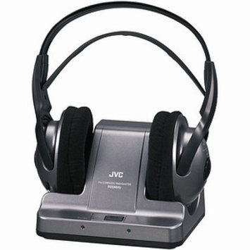 JVC Company of America 900 Mhz Wireless Headphones HA-W600RF