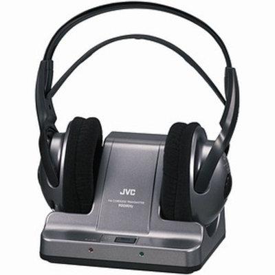 JVC Company of America 900 Mhz Wireless Headphones HA-W600RF