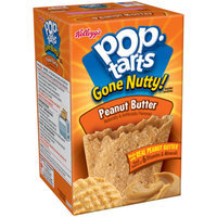 Kellogg's Pop-Tarts Gone Nutty Peanut Butter Pastries 8 ct