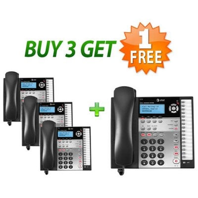AT & T 1070 Special Offer Cordless telephone Kit