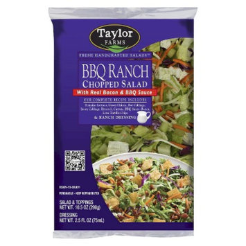 Taylor Farms BBQ Ranch Chopped Salad with Dressing