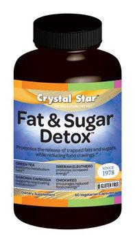 Fat & Sugar Detox Crystal Star 60 Caps