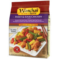 Wanchai Ferry Sweet & Sour Chicken Complete Meal for Two, 24 oz