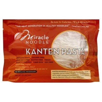 Miracle Noodle Kanten Pasta - 16g Pack of 6