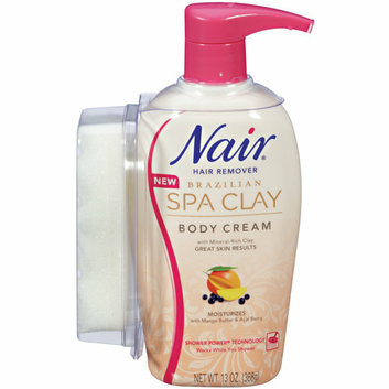 Nair Brazilian Spa Clay Body Cream