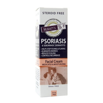 Mushatt's No. 9 Psoriasis Facial Cream