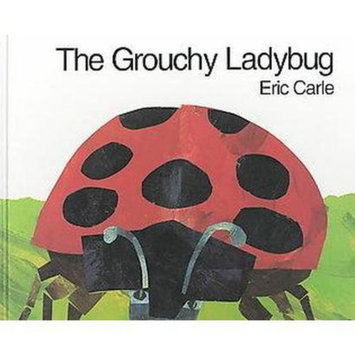 The Grouchy Ladybug (Reprint) (Hardcover)