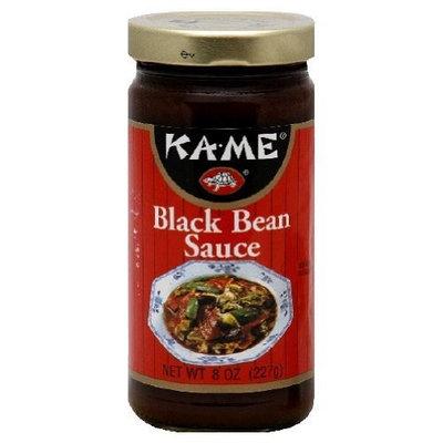Kame KA ME SAUCE BLACK BEAN, 8 OZ, PK- 6