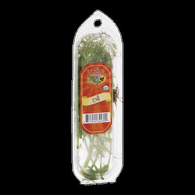 The Herbal Garden Organic Dill