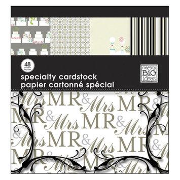 Me & My Big Ideas Specialty Cardstock Pad