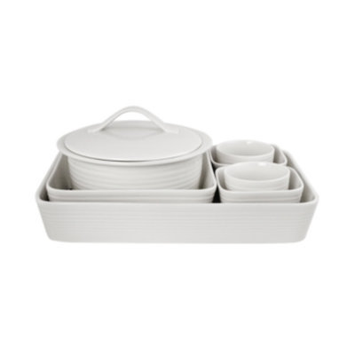 Gordon Ramsay by Royal Doulton Bakeware, Maze 7-Piece Set