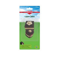 Kaytee Chew Toy Layer Cakes 2 Pack
